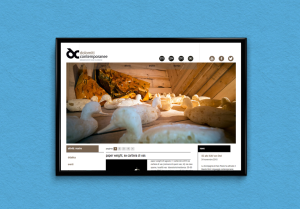 Website Dolomiti Contemporanee 2013