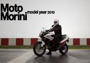Spot Moto Morini | Model Year 2013