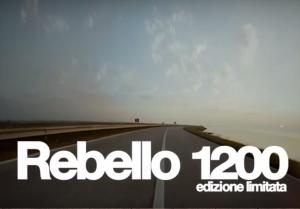 Spot Moto Morini | Rebello 1200