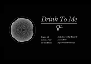 Drink To Me | B1