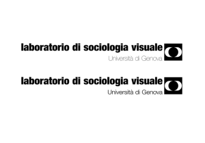 Logo Laboratorio Di Sociologia Visuale