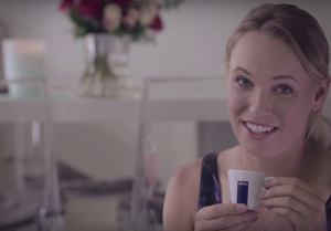Spot Lavazza | A Coffee With Caroline Wozniacki