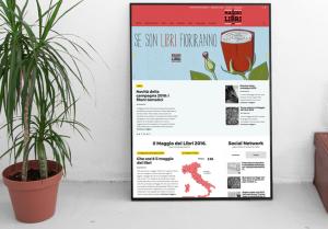Website Il Maggio dei Libri 2016